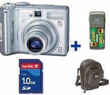digitalni fotoaparat akcija