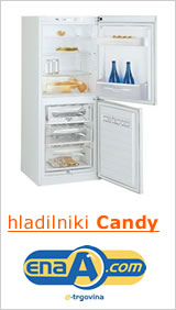 Hladilniki Candy