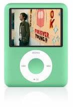 iPod nano 8gb - zelen