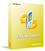 3GP converter brezplačen
