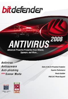 Brezplačni antivirusni programi - odličen program Bitdefender