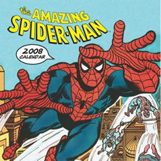 Spiderman barvni