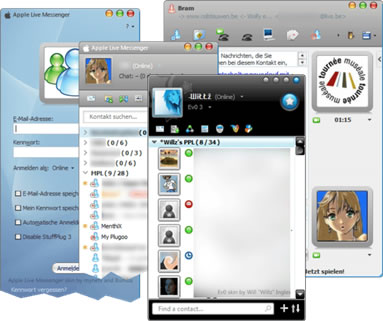 windows live msn