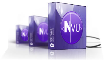 Program za izdelavo spletne strani NVU